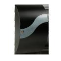 MEFA Wave 630 RAL 9005 & galvaniseret stål