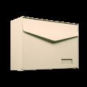 MEFA Letter 113 mailbox RAL 1014