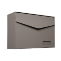 MEFA Letter 113 mailbox RAL 7006